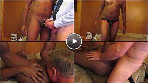 black fuck asian gay video
